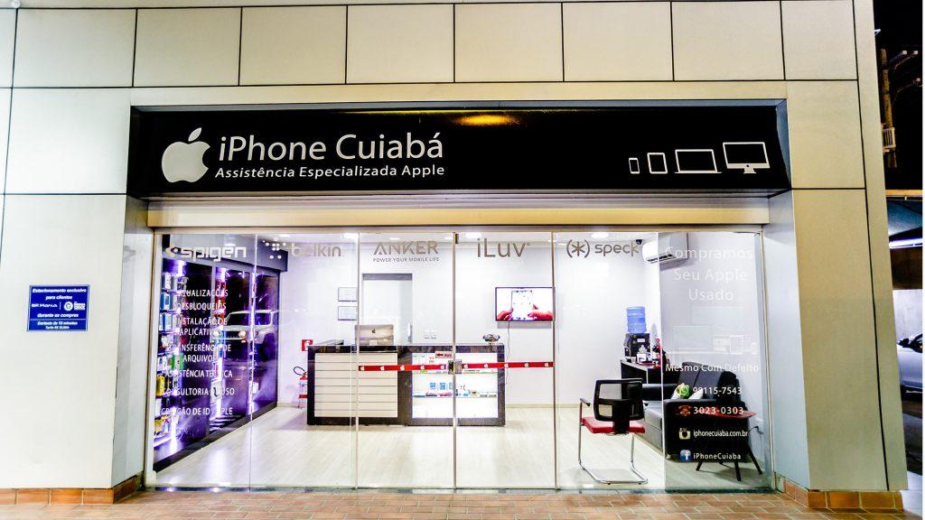 iPhone Cuiabá - Assistência Técnica Especializada Apple.